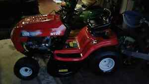 MTD RIDE ON LAWN MOWER Epping Whittlesea Area Preview