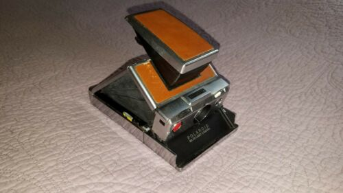 Vintage Polaroid SX-70 Land Camera