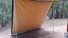 NEW Canvas Awning Extension Wall 4WD 4x4 Caravan Shade Camping Wendouree Ballarat City Preview