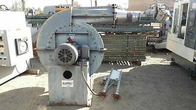 Air Pro Radial Open High Pressure Blower Model Hprl 354as-picturedfcfsnice
