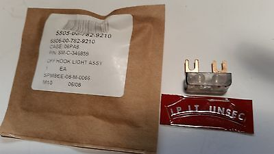 Used, 4 each Off Hook Lights for TA-312/PT TA-43/PT saves battery life    for sale  Copperas Cove