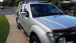 2008 Nissan Navara Ute Kewarra Beach Cairns City Preview