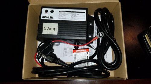 KOHLER GM96383 Battery Charger 12V, 6A
