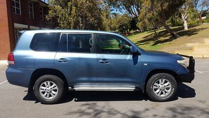 2008 Toyota LandCruiser 200 GXL **RECONDITIONED MOTOR** Osborne Park Stirling Area Preview