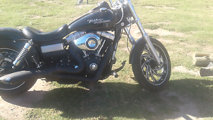 Harley.fxdbi.2010 Wollombi Cessnock Area Preview