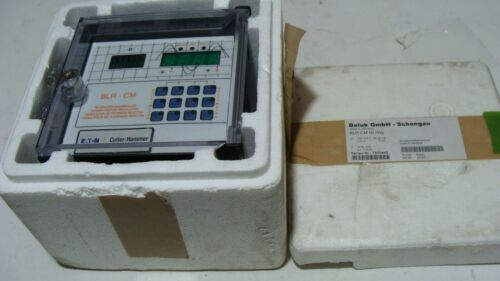 NEW EATON Beluk GMBH  BLR-CM  06  Power Factor Controller Made in Germany