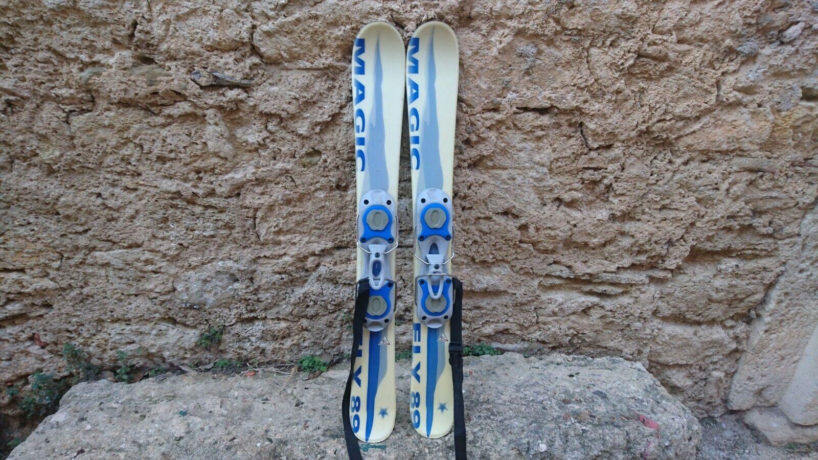 SNOWBLADE SALOMON 89cm PATINETTES MINISKIS MINI SKIS