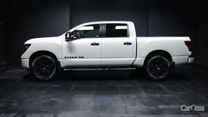 2018 Nissan Titan SV Midnight Edition LEATHER | NAV | BACK UP...