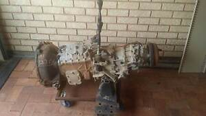 Nissan Patrol GQ Mavrick gear box with transfer case Blakeview Playford Area Preview