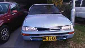 Toyota corolla. $500. Swaps.Offers St Helens Park Campbelltown Area Preview