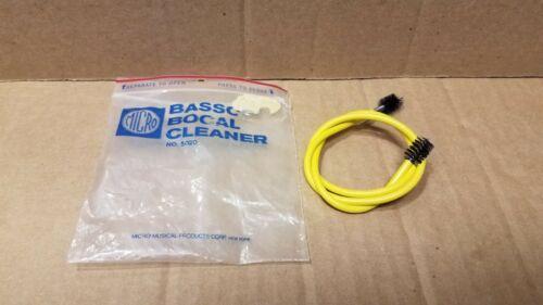 Bassoon Bocal Cleaner Micro No. 5020 Brush