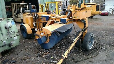 Mb Tow Behind Sweeper Power Broom Sweepster Parts