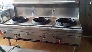 Commercial Wok Style Stove Gladstone Gladstone City Preview