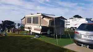 PRICED TO SELL. $10.000 NEG. Jayco Swan Heritage camper Trailer. Sydenham Brimbank Area Preview