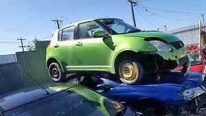2006 Suzuki swift wrecking for parts Campbellfield Hume Area Preview
