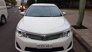 2014 Toyota Camry Sedan Milsons Point North Sydney Area Preview