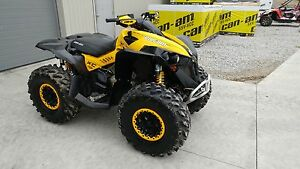 2012 Can-Am Renegade 1000 XXC