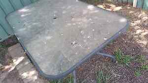 Outdoor table McGraths Hill Hawkesbury Area Preview