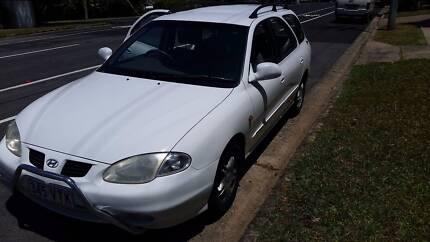 2000 Hyundai Lantra sportswagon Whitfield Cairns City Preview