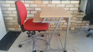 Used Computer Desk & Chair Edgeworth Lake Macquarie Area Preview