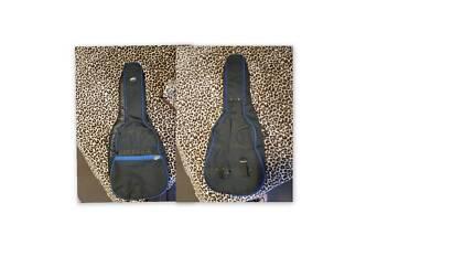 GUITAR BAG BRAND IS ASHTON DESIGNED IN AUSTRALIA