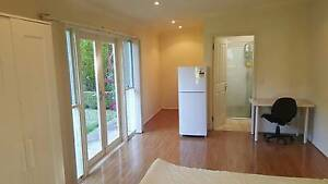 Inviting Granny Flat/Studio, 4mins' walk to train station Roseville Ku-ring-gai Area Preview