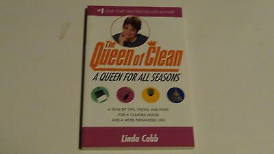 A Queen for All Seasons: A Year of Tips, Tricks, and Picks for a Clean House NEW