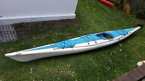 Fibreglass Ocean Kayak Nelson Bay Port Stephens Area Preview