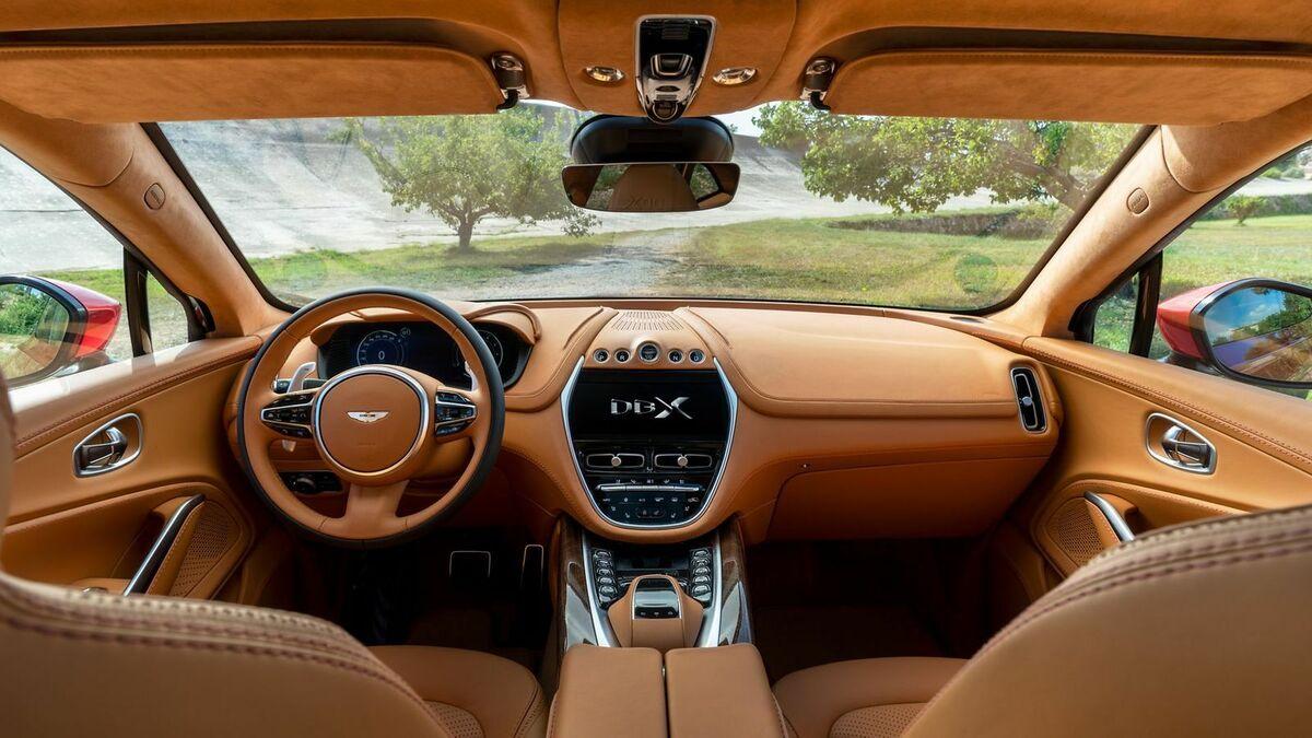 Aston Martin Dbx 2020 Bilder Motoren Preise Mobile De