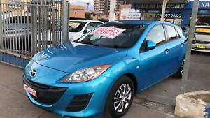 2010 Mazda 3 Hatch ! Fully Serviced & Inspected ! Like New ! Granville Parramatta Area Preview