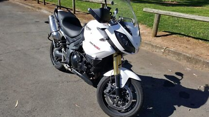 Triumph Tiger 2011 motorcycle  Rosslyn Park Burnside Area Preview