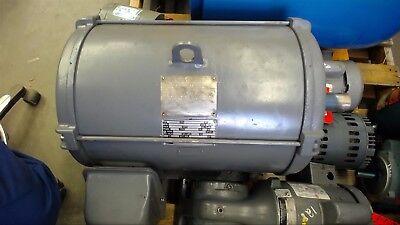 EMERSON DSDE1DS 50 HP AC MOTOR 460-230-208 VOLTS, 3565 RPM, 2P, 324TS FRAME