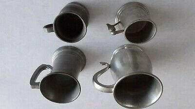 pewter bundle of 4