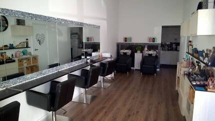 Hair Salon + + Or Investment + + Healthy Profits