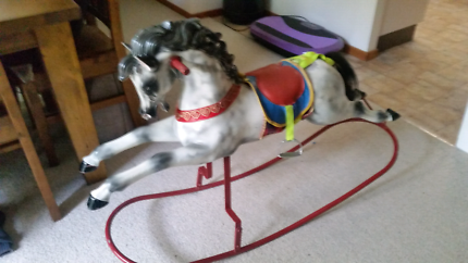 Wanted: Carnivals rocking  horse
