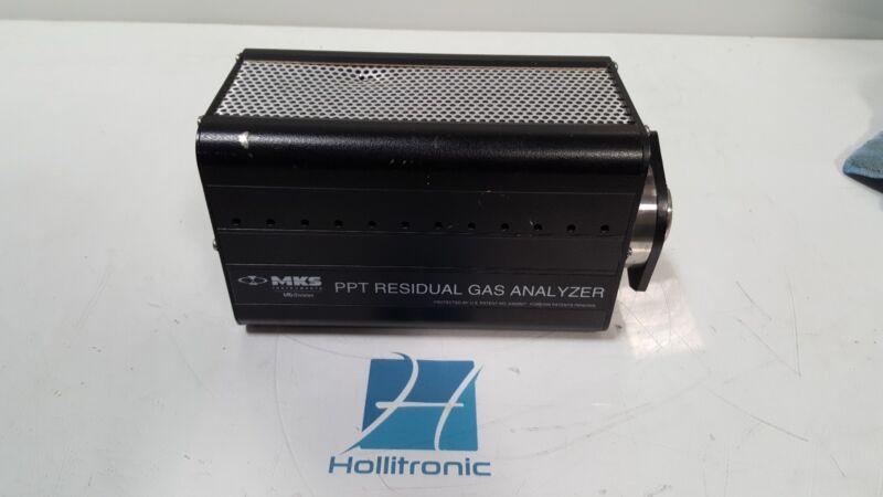 MKS Instruments Partial Pressure Transducer PPT Residual Gas Analyzer RGA Unit