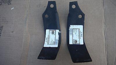Landpride Rotary Tiller Blades. Models Rta-rtr 2570 25 34 50. Pair Lh Rh.