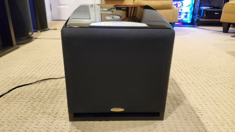 Velodyne DPS-10 Subwoofer 375 Watts of Dynamic Power