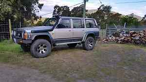 1994 Nissan Patrol v8 Cambridge Clarence Area Preview