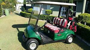 YAMAHA GOLF CART 48 VOLT ELECTRIC GOLF BUGGY Helensvale Gold Coast North Preview