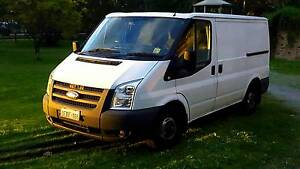 2010 Ford Transit Van Wandi Kwinana Area Preview