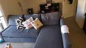 corner sofa bed Lane Cove Lane Cove Area Preview
