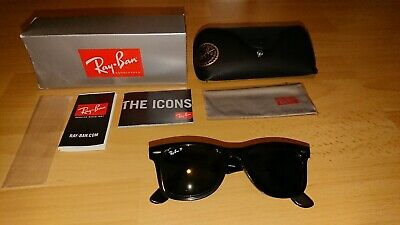 Original Ray Ban Original Wayfarer 2140 Sonnenbrille