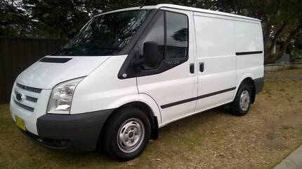 2013 Ford Transit VM Low SWB Turbo Diesel 6speed VERY LOW KMS Van