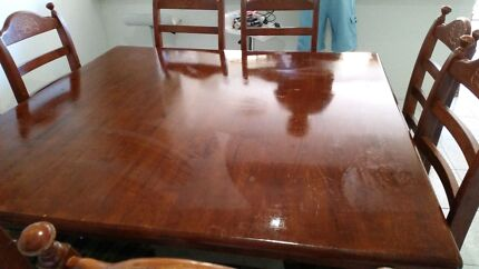 Eight Seat Table Set Bethania Logan Area Preview
