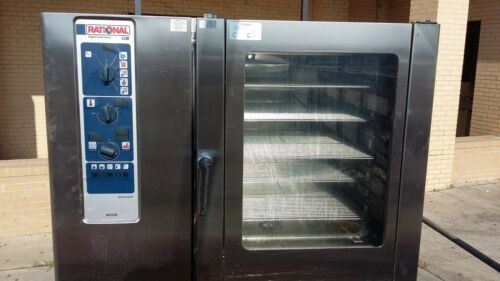 RATIONAL Combi Steamer Type CCM 102, 3 Phase Electric
