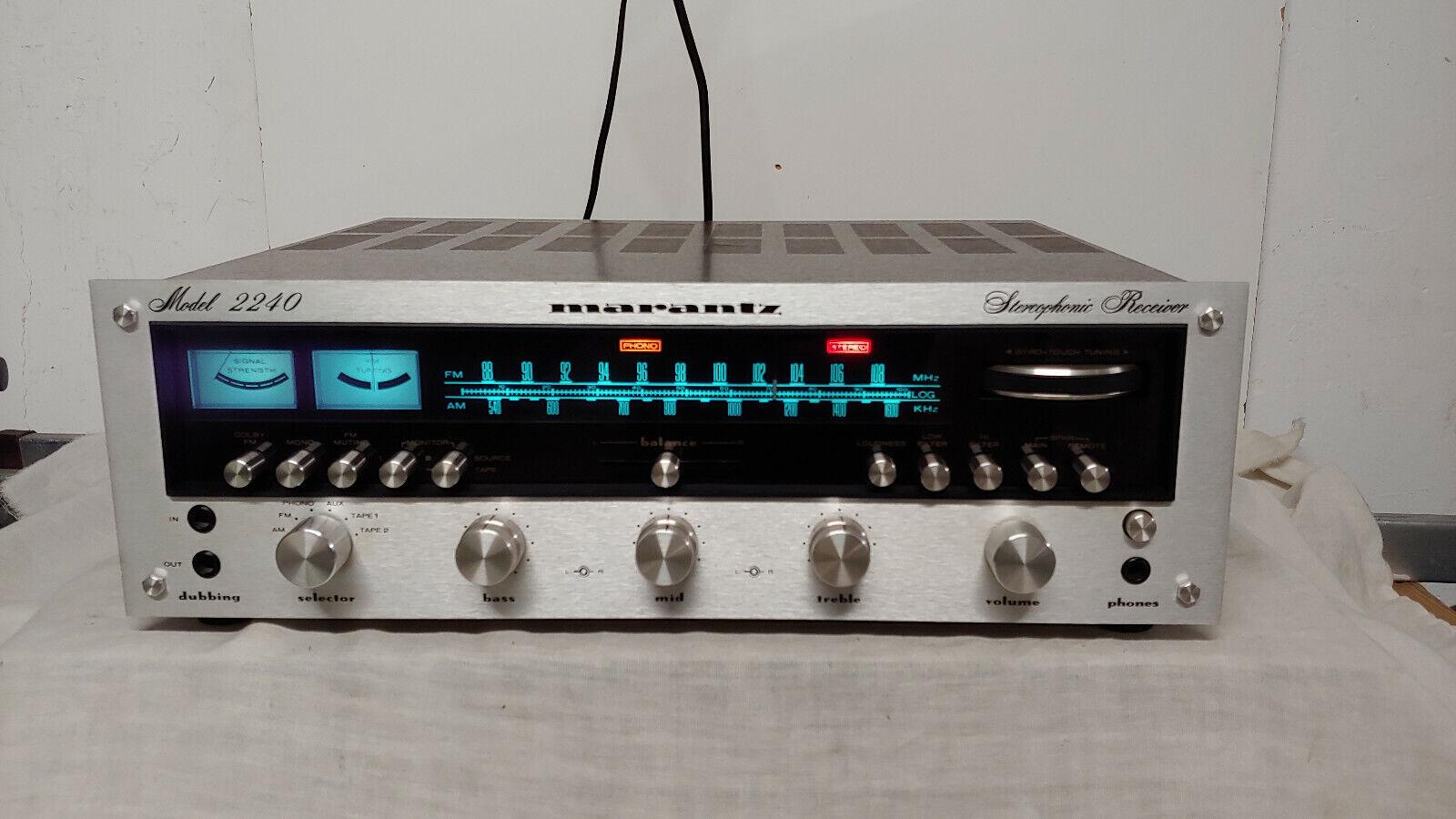 Ampli marantz 2240 audiophile révisé