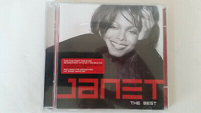 cd janet the best