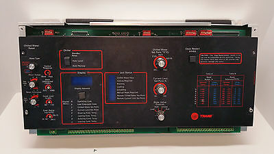 Tested Trane Chiller Control Module 6400-0324-05 Rev L Used