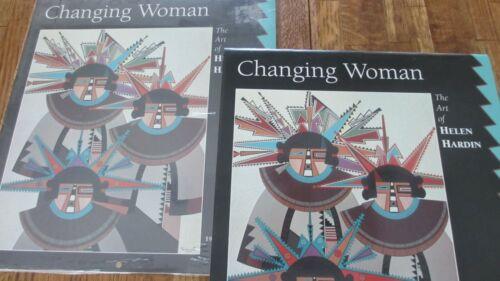 HELEN HARDIN 1997 CALENDAR - CHANGING WOMAN, THE ART OF HELEN HARDIN - NOS
